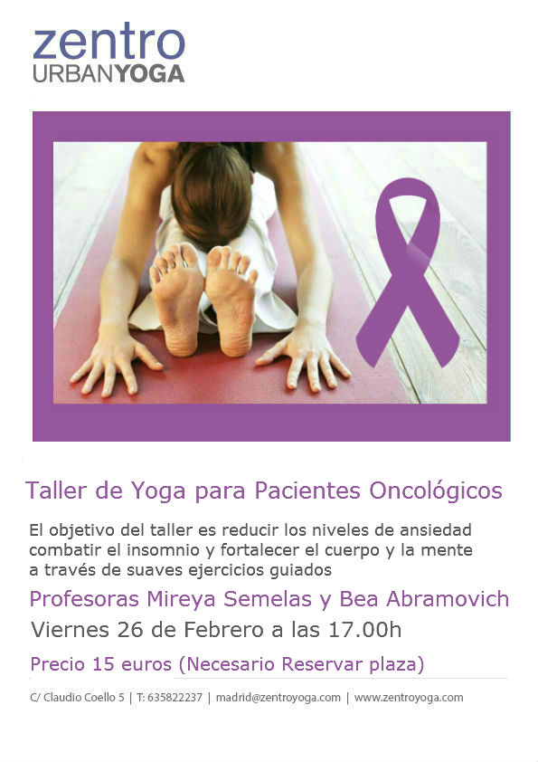 Yoga & Cancer